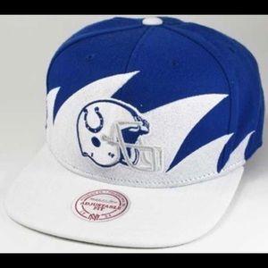 Sharktooth Indianapolis Colts NFL snapback hat cap